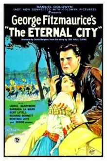 220px-The_Eternal_City_-_1923_poster