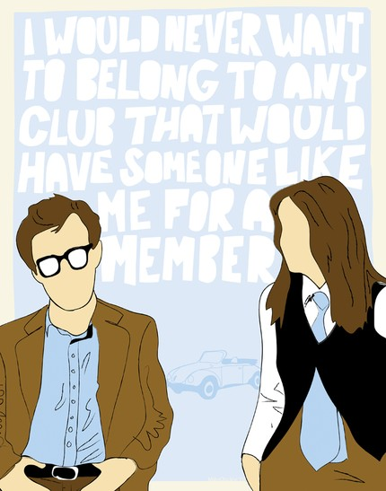 annie hall poster 2